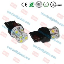 Hot Seller 7440 Auto Led Lamp Pure White W21W T20 Car Tail Bulb 12V SMD5050 Truck Led Light