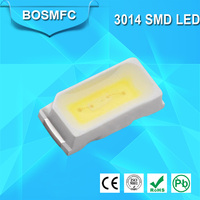 High Brightness 3014 SMD LED White