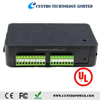 AC DC power supply CCTV security distribution box 10A9channel 12V10A power supply with CE UL