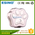 Mini Size 3G Personal GPS Tracker with SOS Button and Fall off Alarm for Kids and Pets