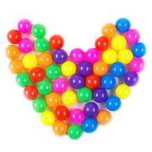 Wholesale Ball Pit Balls Colorful Fun Crush Proof Soft Plastic Air-Filled Ocean Ball Playballs for Baby Kids Tent Swim Toys