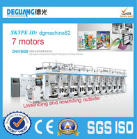 Factory supply high-speed small gravure printing machine