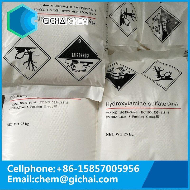 Hot Sale Manufacturer Price Hydroxylamine Sulfate99%NO.10039-54-0