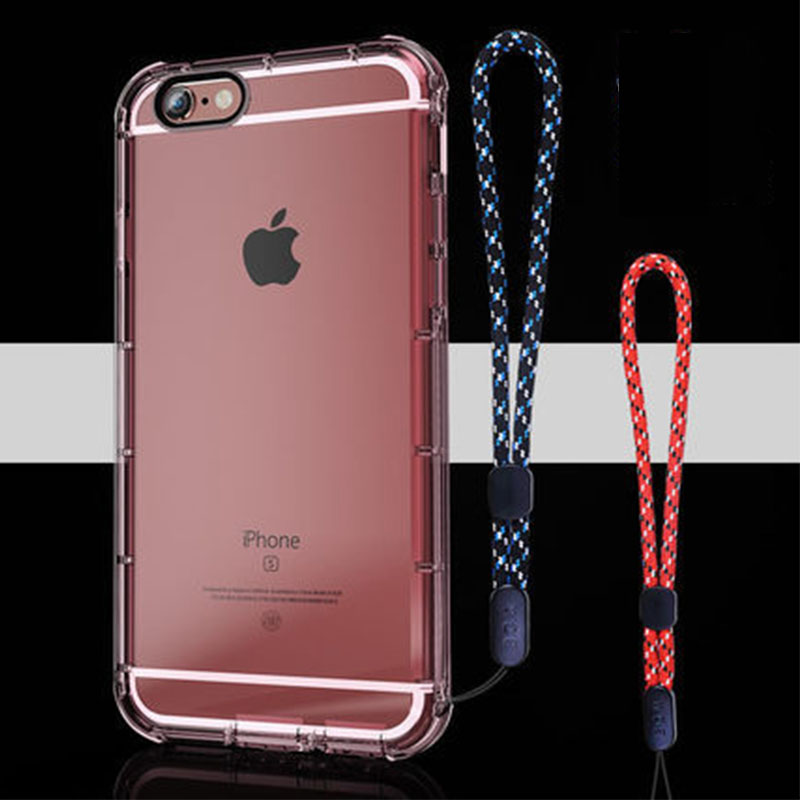 Factory manufacture TPU case for iphone 7 case tpu pc cover case for iphone 5 5s 6 6s 6 Plus 7 7 plus