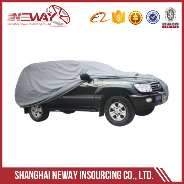 China good supplier fast Delivery outdoor car covers hail