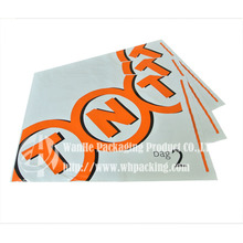 TNT courier packaging bag plastic film envelope for mailing