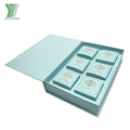 Yifeng Quietly Elegant Book Shape Box with Inner Paper Box Gift Box