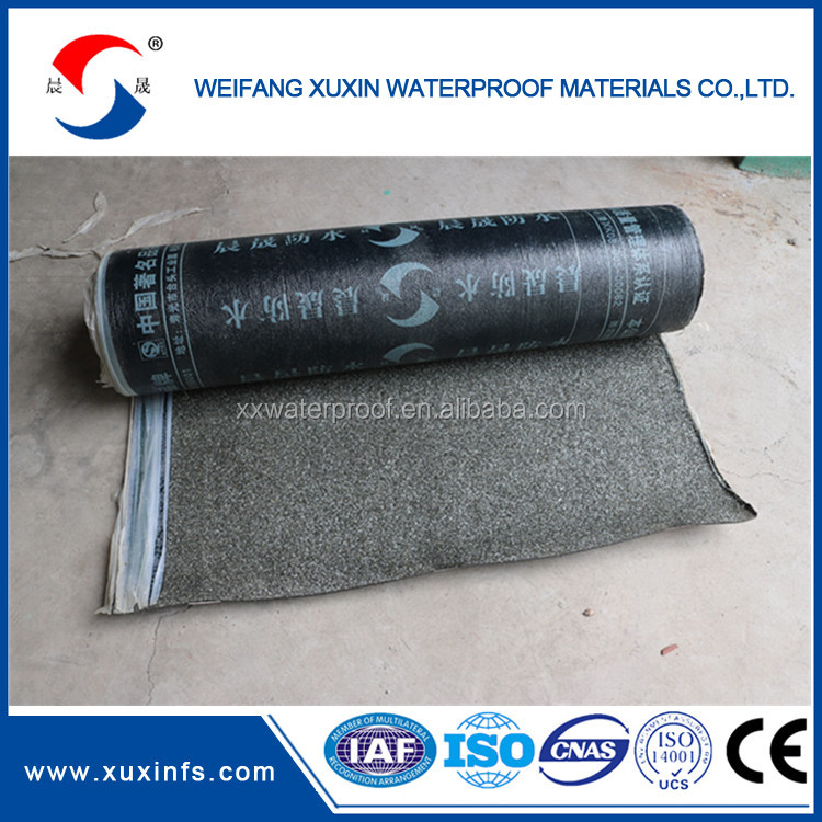Construction materials waterproofing rolls roofing bitumen rolls