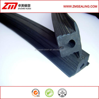 Rubber EPDM and PVC Window Seal Strip