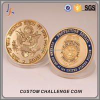 Free Up To 5 Colors Custom Military Challenge Coins Factory