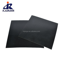 6mm Thickness Black NBR Soft Rubber Sheet