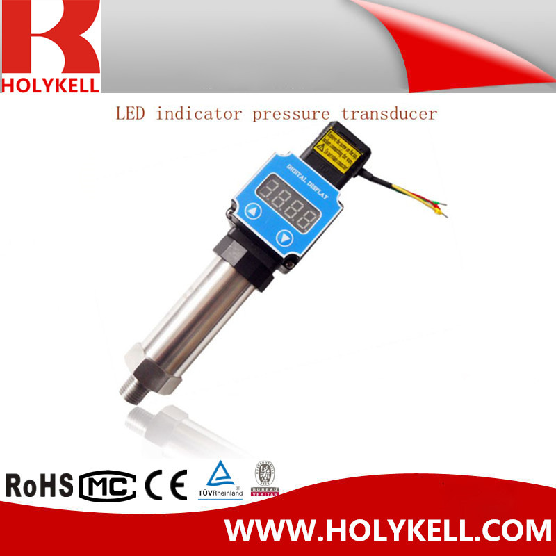 Dependable performance HPT200-G digital display 4-20ma pressure transmitter
