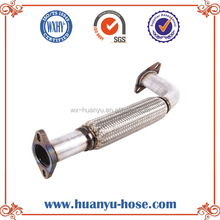 1.5 inch stainless steel exhaust pipe bend