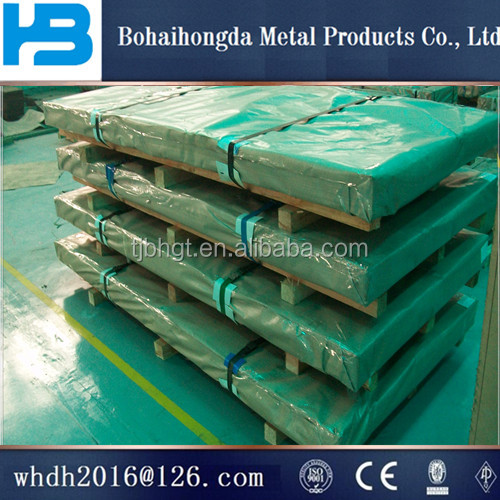 commercial invoice of galvanized steel sheet residential and industrial buildings