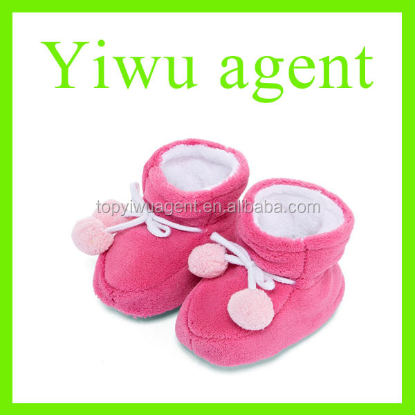 baby shoes sourcing agent required