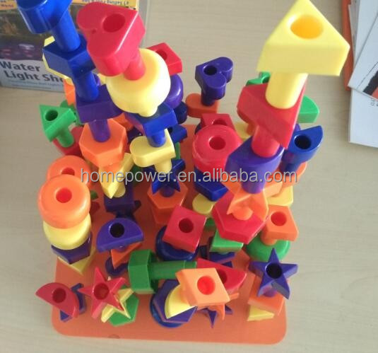 Stackable children's toys