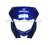 Headlight Cover for X3 200 Motorcycle, Blue