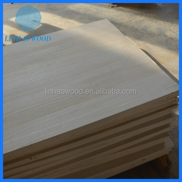 Factory Price Solid Bleached Drawer Board