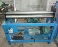 750 mm Auto filter core rolling machine
