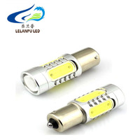 led auto interior light BA15S led lamp super bright 1156 high power with lens led car light