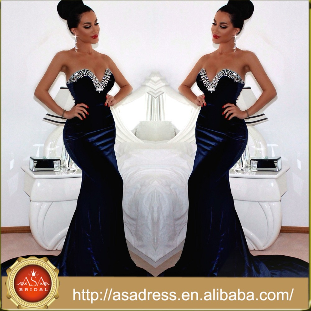 PS-36 Luxury Heavy Beaded Sweetheart Neckline Formal Prom Gown 2016 Strapless Bling Bling Crystal Prom Dress for Party