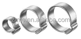 Shielded Stainless Steel High Pressure Hose Clamps Direct Buy China