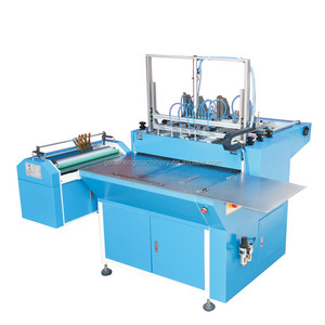 GS-500SC Semi Auto Book Case cover Making Machine