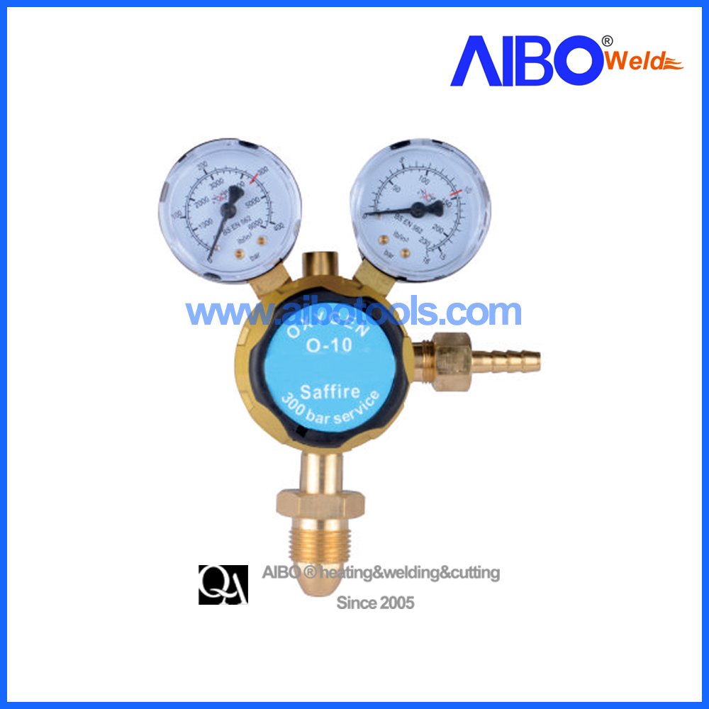 Murex oxygen gas regulator