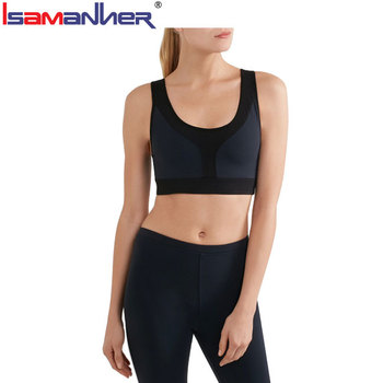 Women gym yoga sports bra custom logo sale