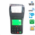 Mobile GPRS WIFI Lottery Vending POS Machine Ticket Printing POS Machine