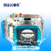 wholesale Newest underwater diving housing Camera Waterproof Case for for Nikon V1 10-30mm