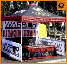 Free design canopy printing cheap custom printed canopy tent