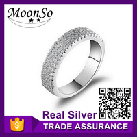 wholesale high quality MOONSO indian wedding ring for men camo wedding rings joker wedding rings KR802S