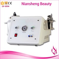 LS-H104 BEST! Portable diamond head microdermabrasion machine skin rejuvenation (CE)