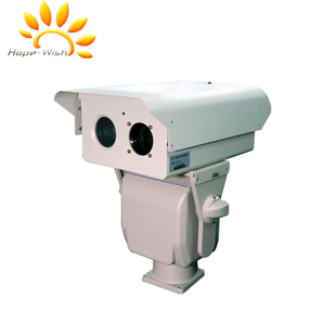 2km ptz Infrared Laser Camera for Night Vision