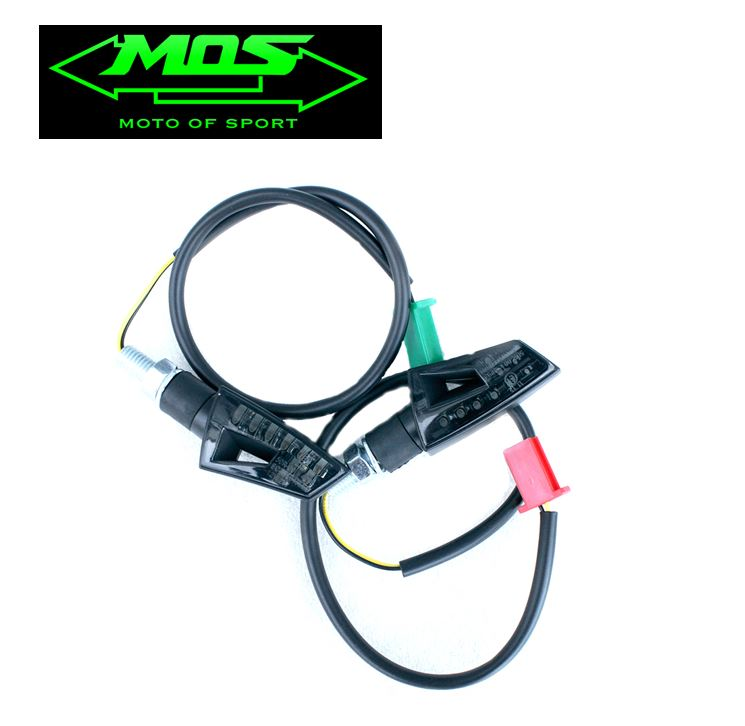 [MOS] Rear Signal Light Set for Yamaha SMAX 155cc / Majesty S