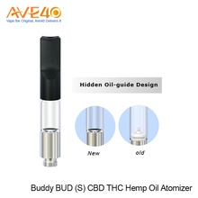 Original Buddy BUD (S) CBD THC Hemp Oil tank for cbd vape pen