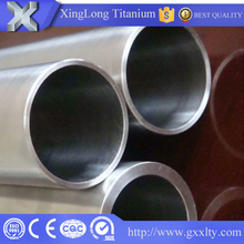 Factory supply Gr 5 seamless titanium alloy tube with ASTM B338