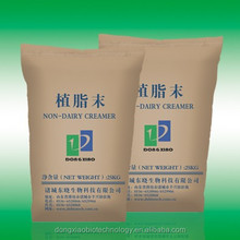 Non Dairy Creamer used for Coffee, Tea, Bakery and etc. Food Material/Ingredients made in China