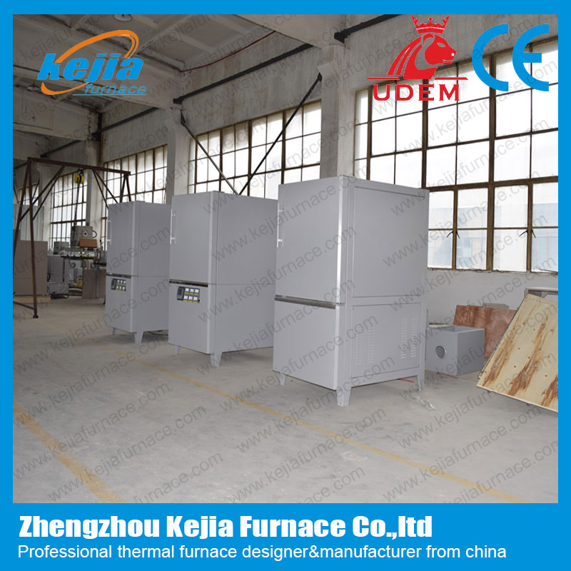 1800 celsius degree muffle furnace , furnace heat treatment