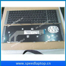 Replacement Notebook keyboard for HP 4540s