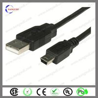 custom made UL2728 awm 2725 cable usb webcam driver download