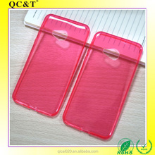 Factory Wholesale Fashion Smartphone Accessory Clear Transparent Soft TPU Phone Cover Case for HTC U PLAY/ALPINE