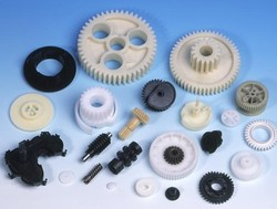Small Nylon Plastic Gears For Toys