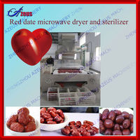 Big capacity microwave red date dryer/red date processing machinery in fruit&vegetable processing machines0086-15803992903