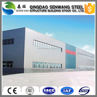 Low cost fabrication shed design factory workshop steel building