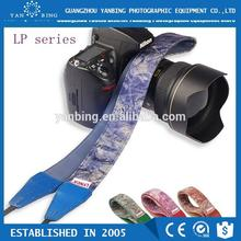 Hottest selling LYNCA LP series uppon leather material colorful cute camera straps for dslr