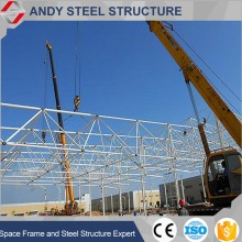 steel frame structure roofing gas station used canopy