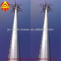 Galvanizing Steel Pole