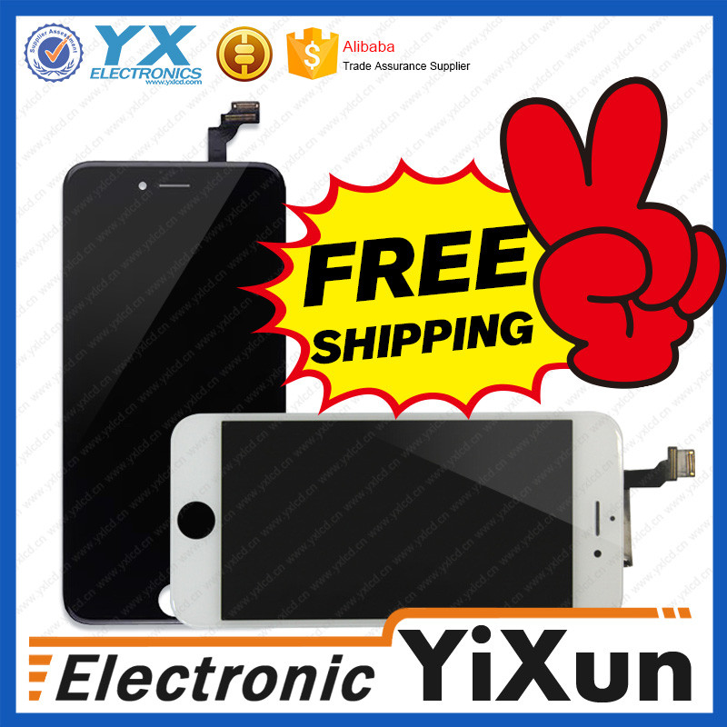 Wholesale price original lcd replacement for iphone 6s accept Paypal